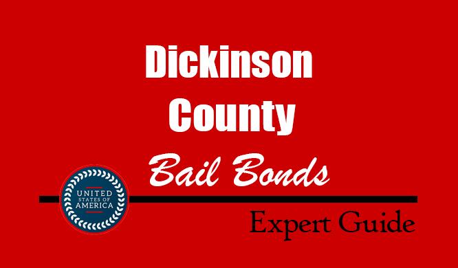 Dickinson County, Iowa Bail Bonds – Find Bondsman in Dickinson County, IA– How Bail Works, Bail Costs