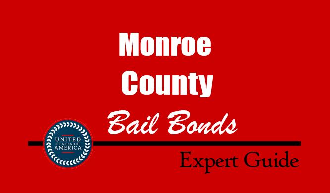 Monroe County, Michigan Bail Bonds – Find Bondsman in Monroe County, MI– How Bail Works, Bail Costs