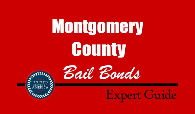 Montgomery County, Texas Bail Bonds – Find Bondsman in Montgomery County, TX– How Bail Works, Bail Costs