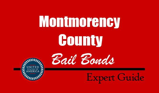 Montmorency County, Michigan Bail Bonds – Find Bondsman in Montmorency County, MI– How Bail Works, Bail Costs