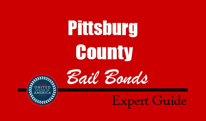 Pittsburg County, Oklahoma Bail Bonds – Find Bondsman in Pittsburg County, OK– How Bail Works, Bail Costs