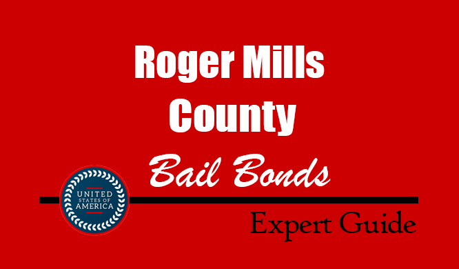 Roger Mills County, Oklahoma Bail Bonds – Find Bondsman in Roger Mills County, OK– How Bail Works, Bail Costs