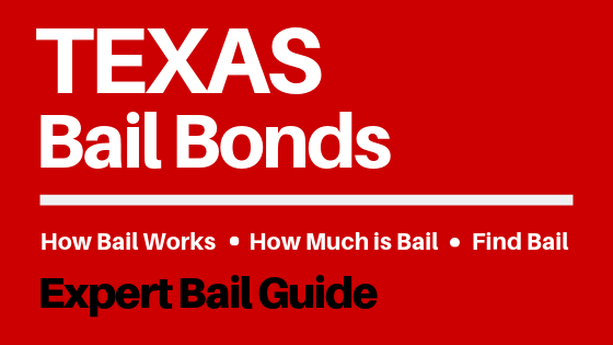 Texas Bail Bonds - How Bail Works in TX, How Much Bail Costs, Find Bail Bonds Nearby